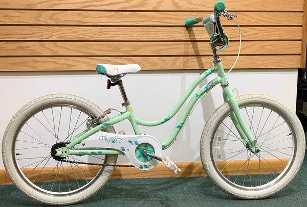 """Used Trek Mystic 20"""" Girls Bike Sea Green"""