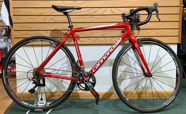 Consignment Cannondale CAAD9 Cyclocross Bike 50cm