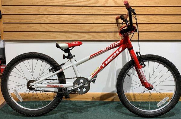 """Used Trek MT20 20"""" Kids Bike"""