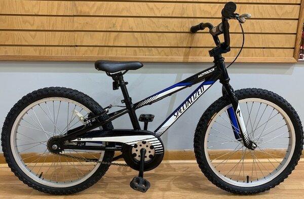 """Used Specialized Hotrock 20"""" Kids Bike"""