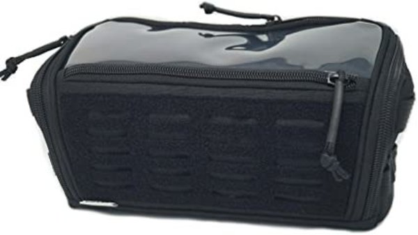 Bag Bikase Buddy Handlebar Bag Black