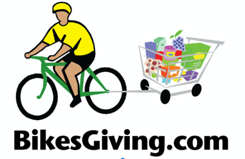 BikesGiving logo - BikesGiving.com