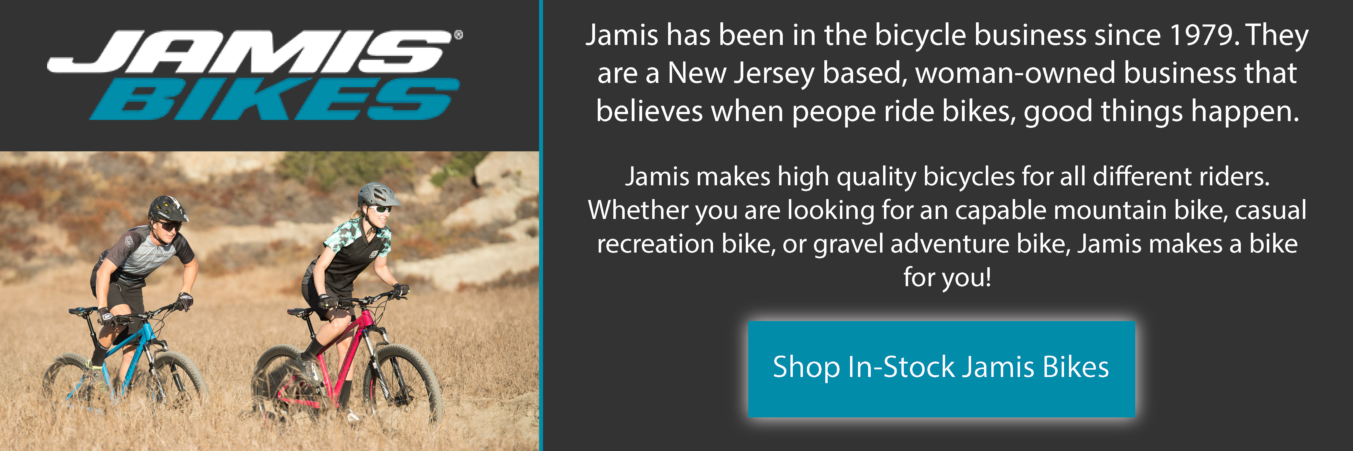 Shop In-Stock Jamis Bikes