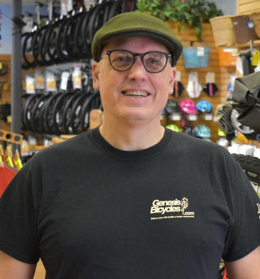 Genesis Manager Declan McMurtrie