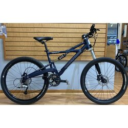 Consignment Cannondale Prophet, Med, Navy