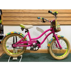Used Electra Water Lillies Cruiser 16
