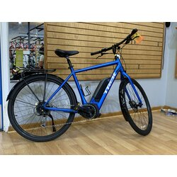 Used Trek Verve + 2 ebike Large
