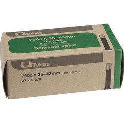Q-Tubes Tube 700c x 35-43mm Schrader Valve