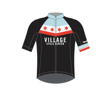 Village Cycle Center Chicago Cycling Jersey