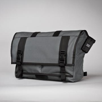 Mission Workshop The Shed Weatherproof Roll Top Messenger Bag