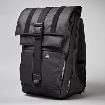 Mission Workshop The Vandal Expandable Roll Top Backpack