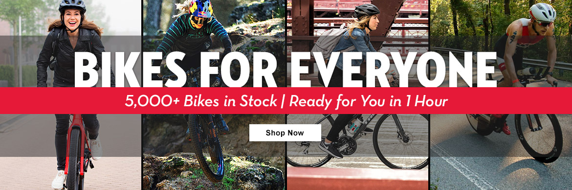 Trek Bikes For Everyone