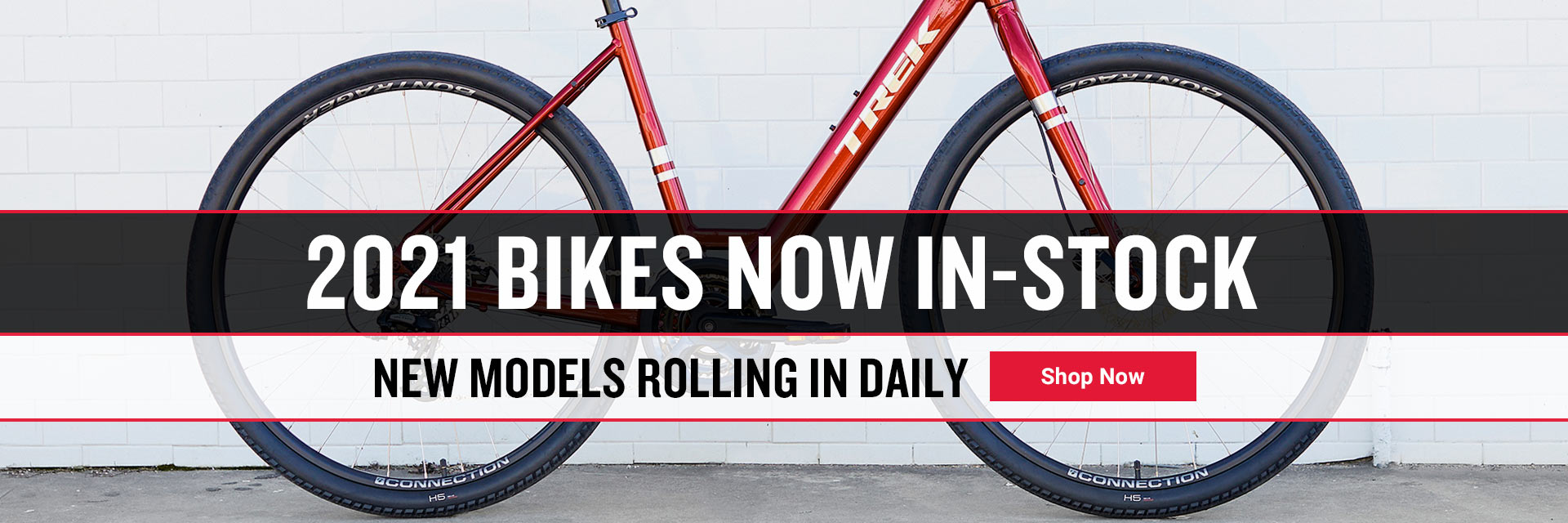 Check out our 2021 bikes!