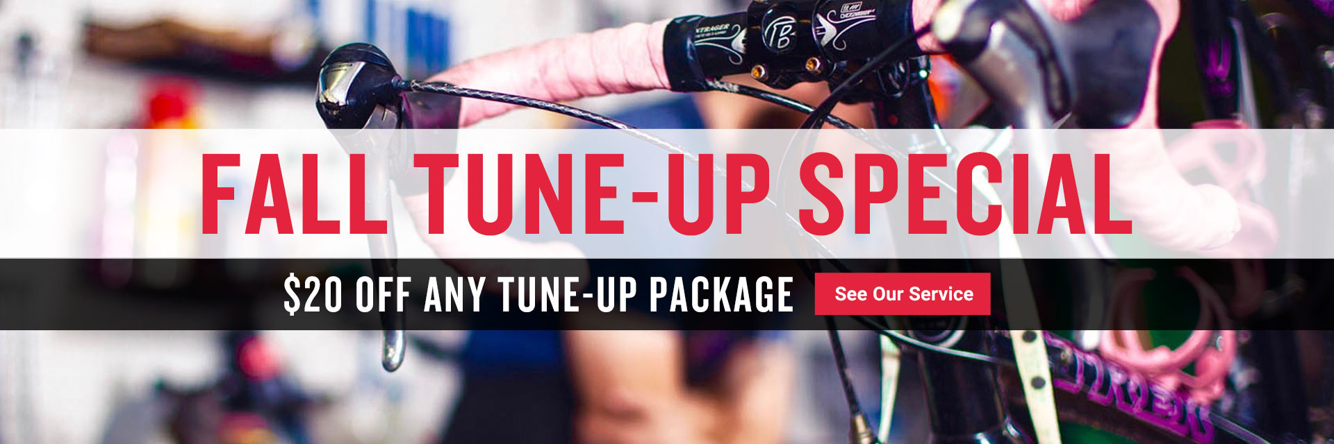 Save on your tune-up package