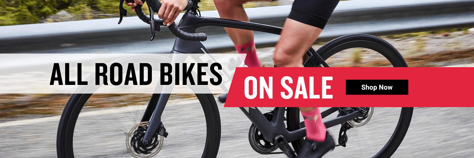 All road bikes on sale
