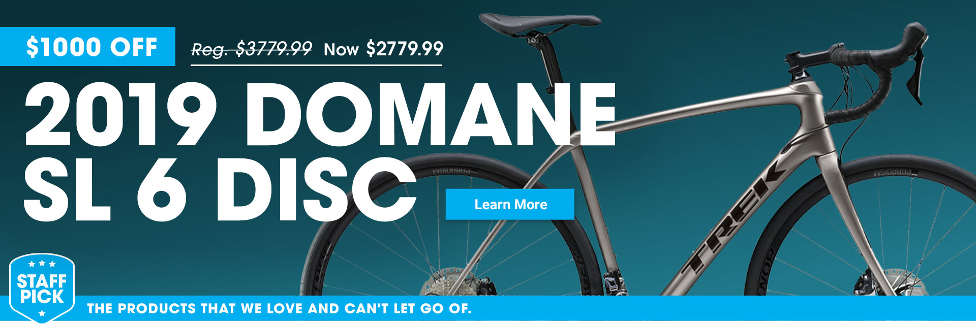Click here to save on a new road bike