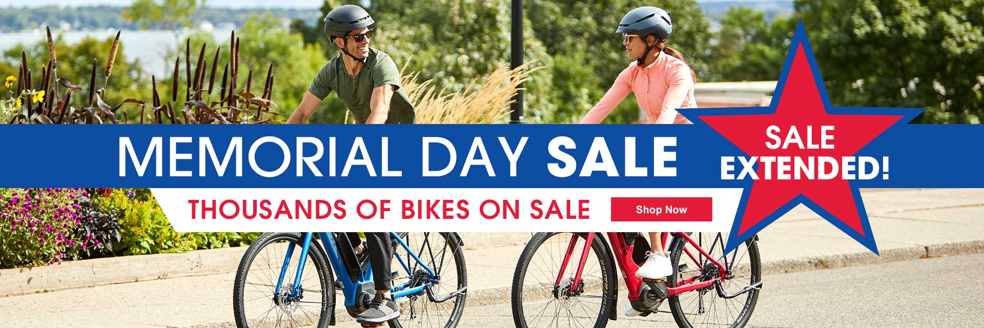 Click here for Memorial Day Savings
