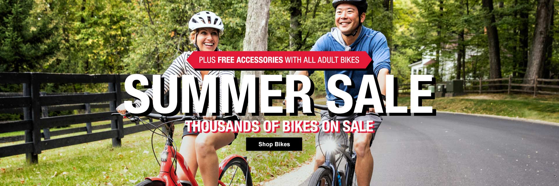 Village Cycles Summer Sale