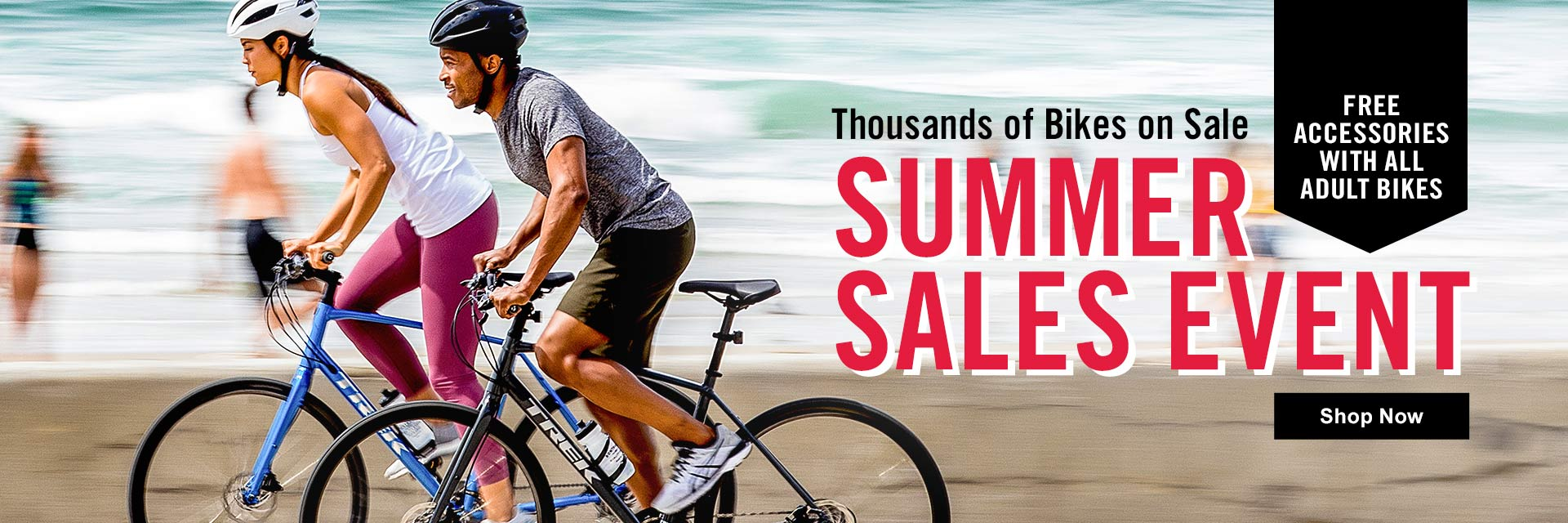 Summer Sales Event - Going On Now