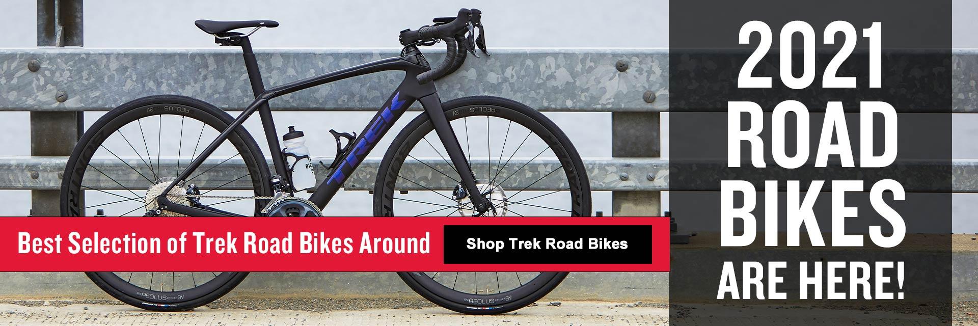 Best selection of Trek road bikes around. Shop Trek road bikes