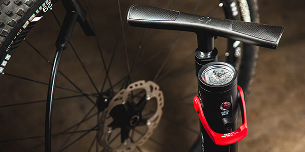 Bontrager Flash Charger Pump