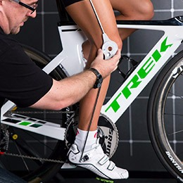 Lower Back Evaluation - Bike Fitting Process