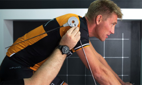 Bike Fitting Upper Body Evaluation