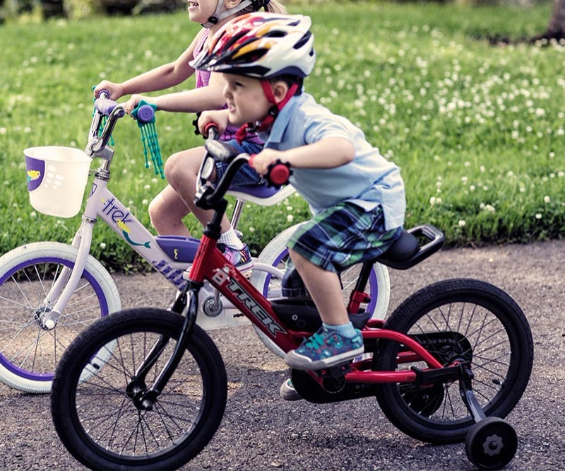 Kids' Bike Training Wheels