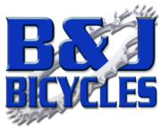 B & J Bicycles Logo