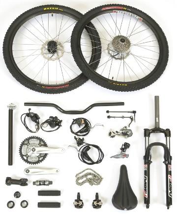 Wheel World Special Complete Sport Build Kit Wheel World Bike