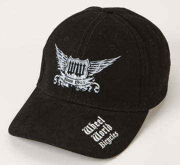 Wheel World Wings Hat