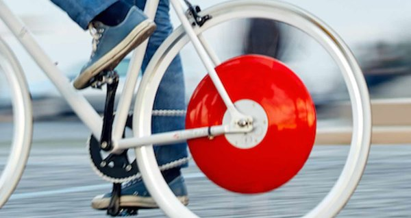 Superpedestrian Copenhagen Wheel