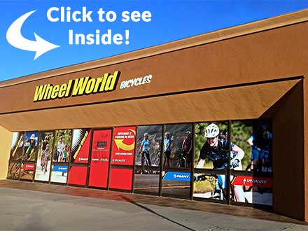 Click to see a Google 360 view of Wheel World in Woodland Hills