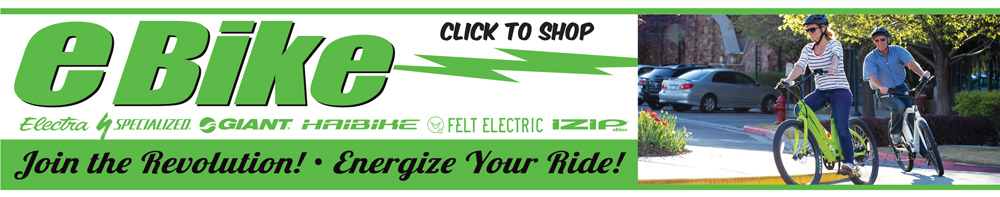 Join the revolution - Get an electric bike!