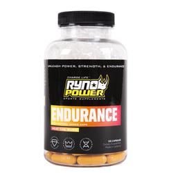 Ryno Power Endurance Caps 125ct