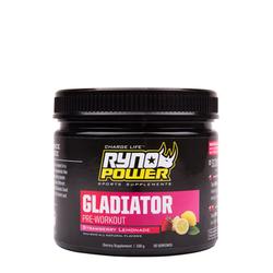 Ryno Power Gladiator Pre-Workout 30 Serving Tub