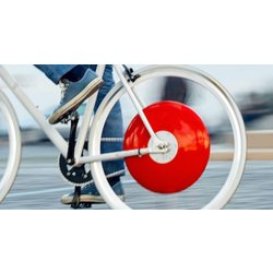 Superpedestrian Copenhagen Wheel