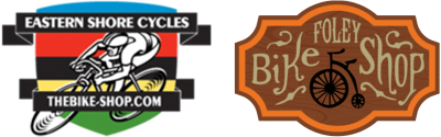 Eastern Shore Cycles / The Bike Shop, AL Logo