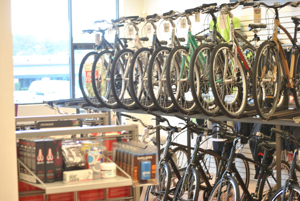 Eastern Shore Cycles - Daphne Showroom