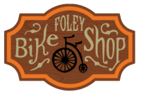Foley Bike Shop logo - link to home page