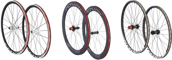 Wheels and Wheelsets at Eastern Shore Cycles