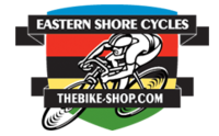 Eastern Shore Cycles logo - link to home page