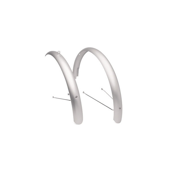 Electra TOWNIE FENDER SET SILVER