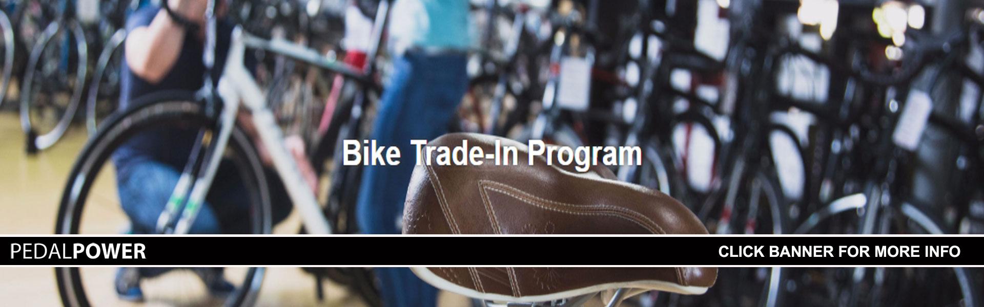 PedalPower Bike TradeIn