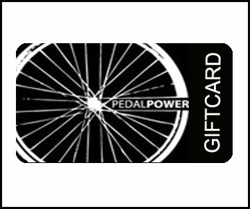 PedalPower GiftCards
