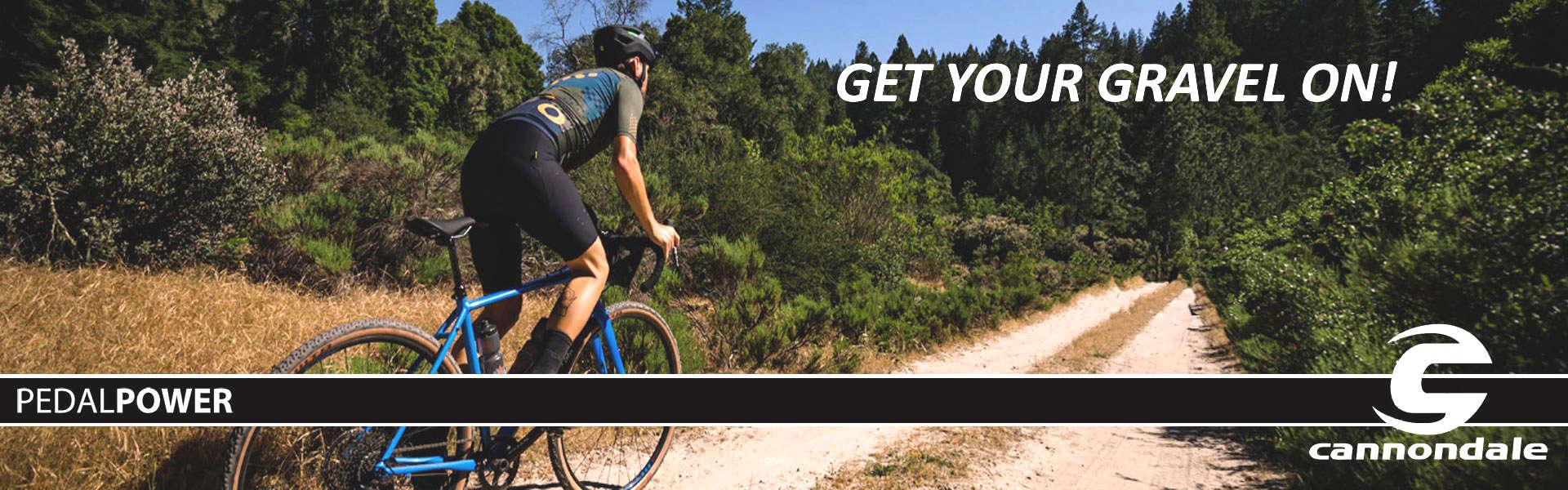 PedalPower Gravel Bikes