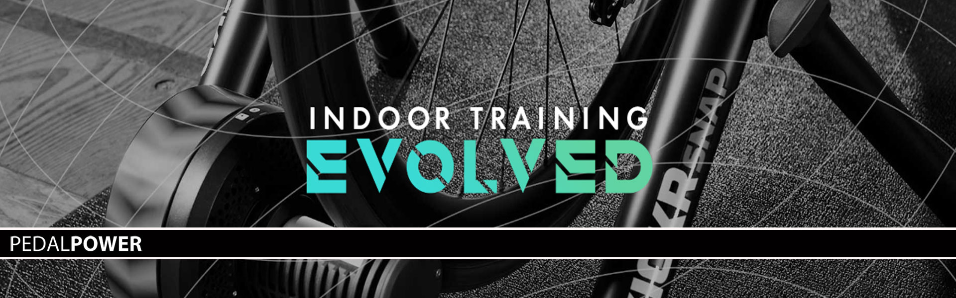 PedalPower Trainers Wahoo Fitness