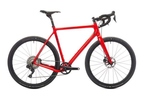 Ibis Hakka MX 55 Rival Red 700c