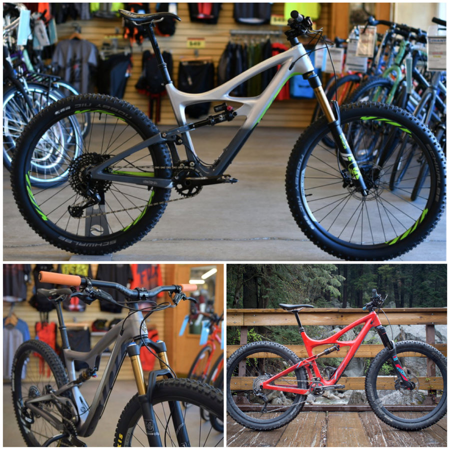 Mountain Bike Demos and Rentals