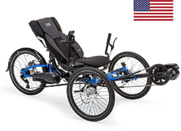 "Ice Trikes Adventure 26"" RS Steps 6100"